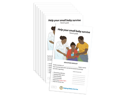 ECSB Parent Guides, African graphics